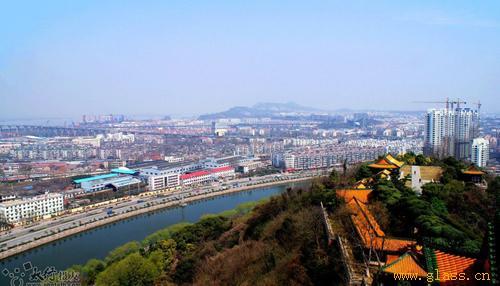 河北邢台沙河被授予中国玻璃城