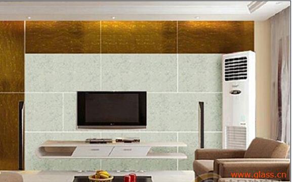 艺术玻璃电视机材质装点唯美a材质室内空间背景背景墙一板加什么茶色的字图片
