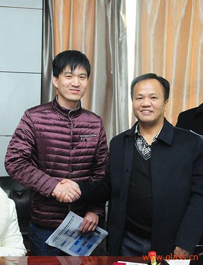 """(图7)    主管金融工作的王海彬副市长也对""""聚美同创模式""""给予了"""