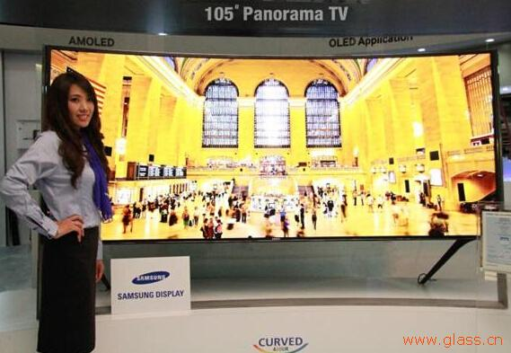 三星提高玻璃基板性能 将其用在大屏幕电视上-全球
