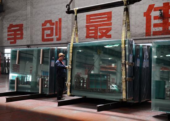 """""""中国玻璃城""""探求供给侧改革之变"""