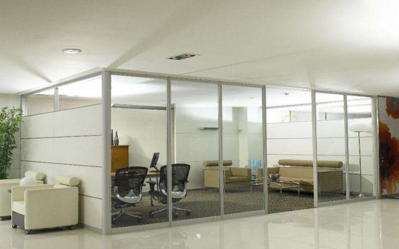 玻璃隔断不为人知的五大优点 让家庭更加的通彻透亮