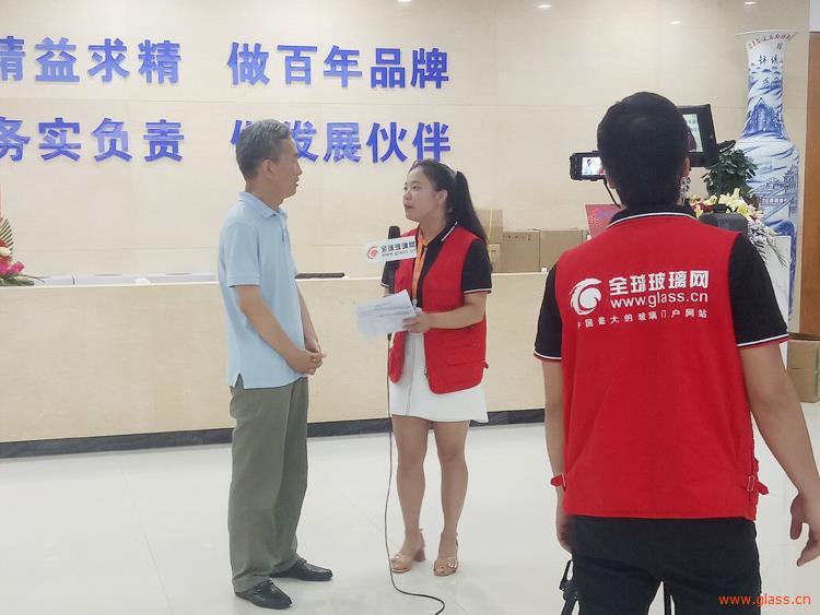 中国硅酸盐学会秘书长晋占平
