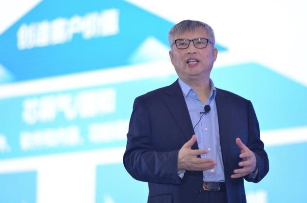 京东方董事长王东升:AI影响物联网和基因科技进步
