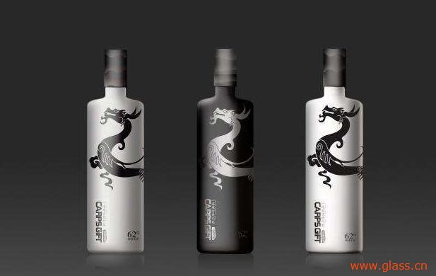 玻璃酒瓶,中国酒瓶里的主角