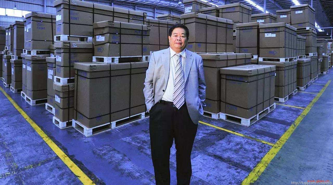 曹德旺:企业家要把事情做好,一定要热爱自己的国家