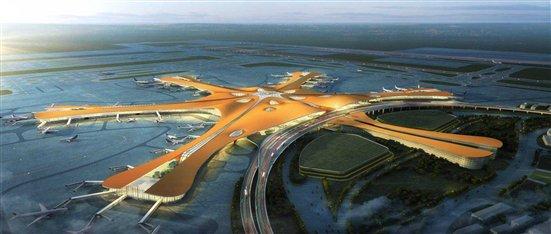 三鑫幕墙、硅宝科技助力北京大兴机场顺利竣工,将于今年国庆前正式投入运营