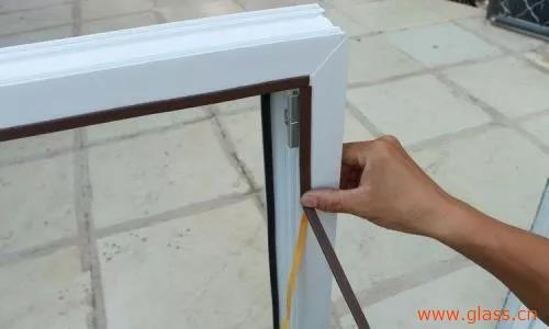 玻璃门窗密封条,安装前应注意这六点