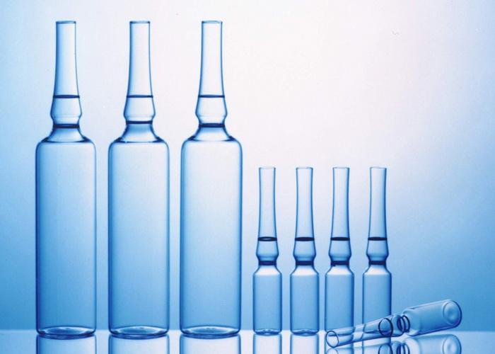40%的藥用玻璃或升級為中硼硅玻璃?