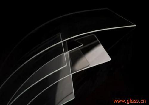 康宁柔性玻璃或破解可折叠设备