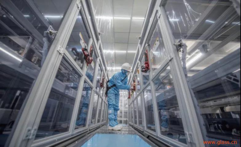智能化生产,让玻璃研发更具优势