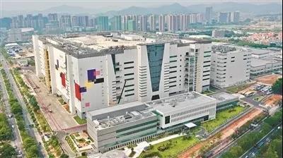 广州OLED项目正式投产
