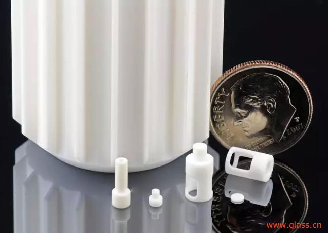 LCM技术新发展:能完成玻璃陶瓷3D打印