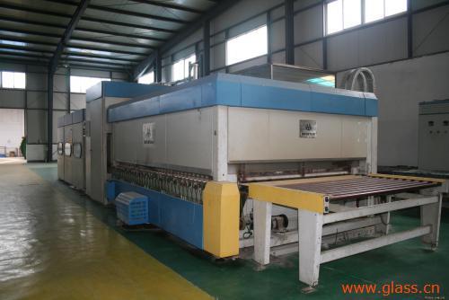 钢化风压和冷却风压对钢化工艺的影响