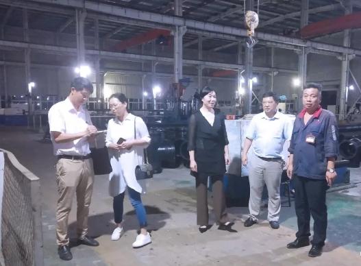 萍礦集團紀委對浮法玻璃廠等深入開展明查暗訪