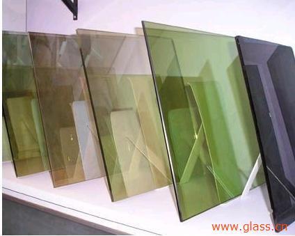 磁控膜玻璃