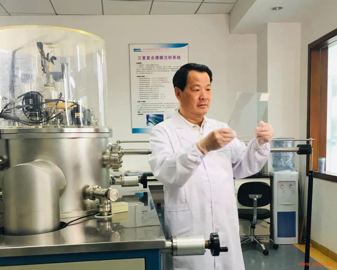 中建材蚌埠玻璃工业设计研究院院长彭寿当选中国工程院院士