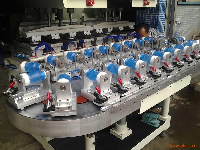 玻璃印刷中丝网印刷和UV印刷工艺特点有什么不同