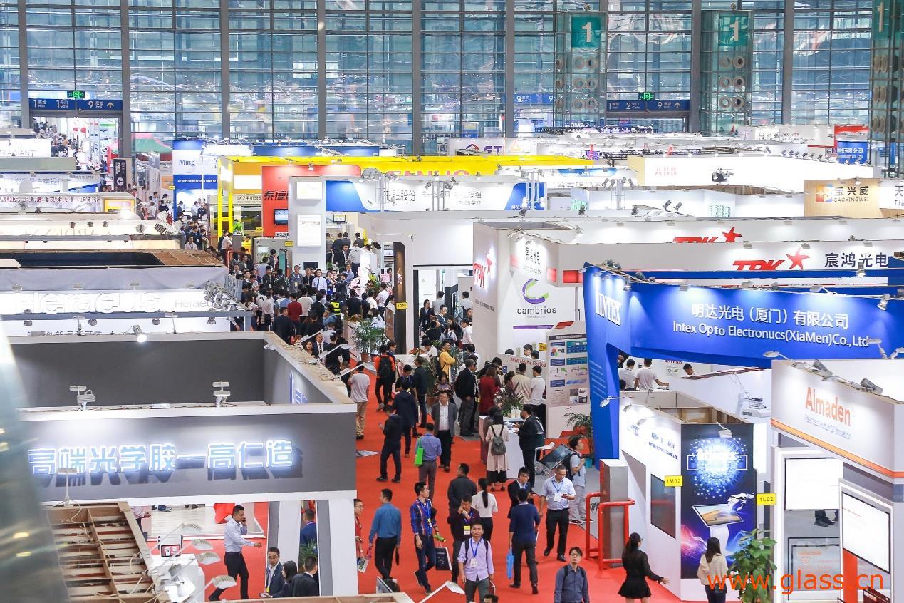 五大特色展区抢占C位 2019深圳国际全触与显示展引燃触控显示产业未来