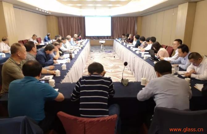 全国日用玻璃标准化技术委员会二届三次全会顺利召开