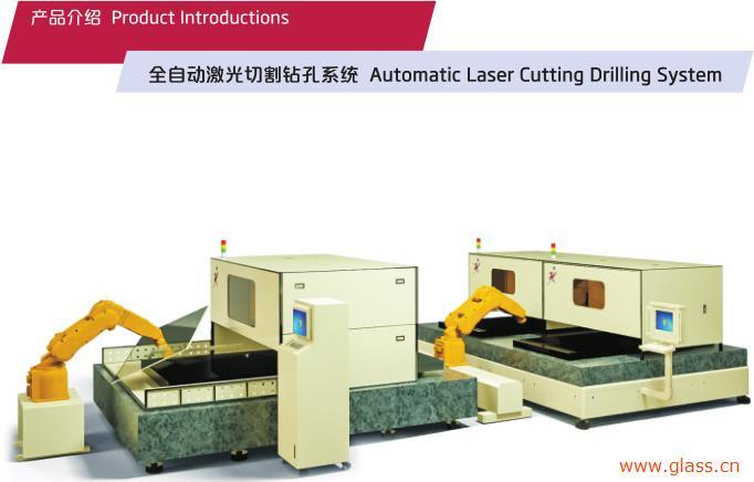 """""""致凯捷""""紫外皮秒激光切割系统在玻璃加工方面的应用"""