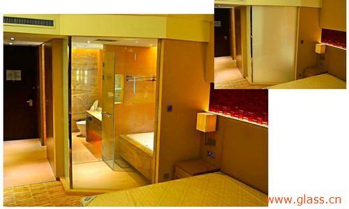酒店调光玻璃为什么要选用深圳御光新材料有限公司
