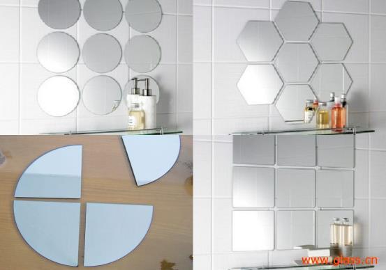 宏建玻璃的银镜与普通镜子区别是什么