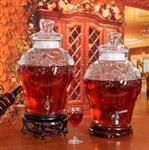 酒瓶定做就选江苏琳琅玻璃制品有限公司