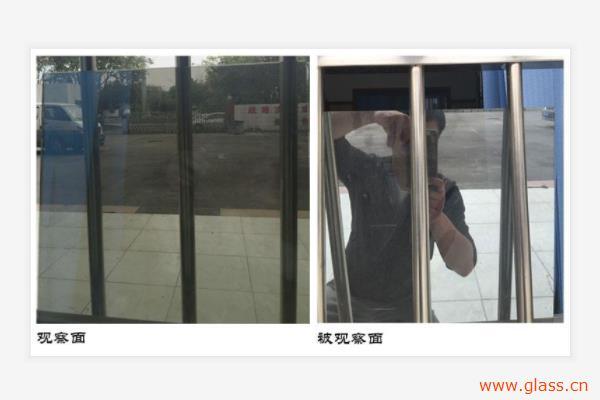 单向透视玻璃价格多少钱一平方?原理是什么?