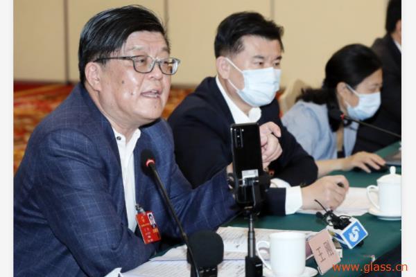 全国人大代表王刚:推动节能建筑材料标准化立法