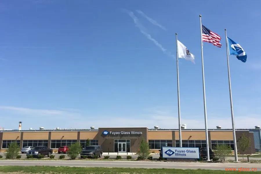 北玻连续炉在福耀美国工厂顺利投产!