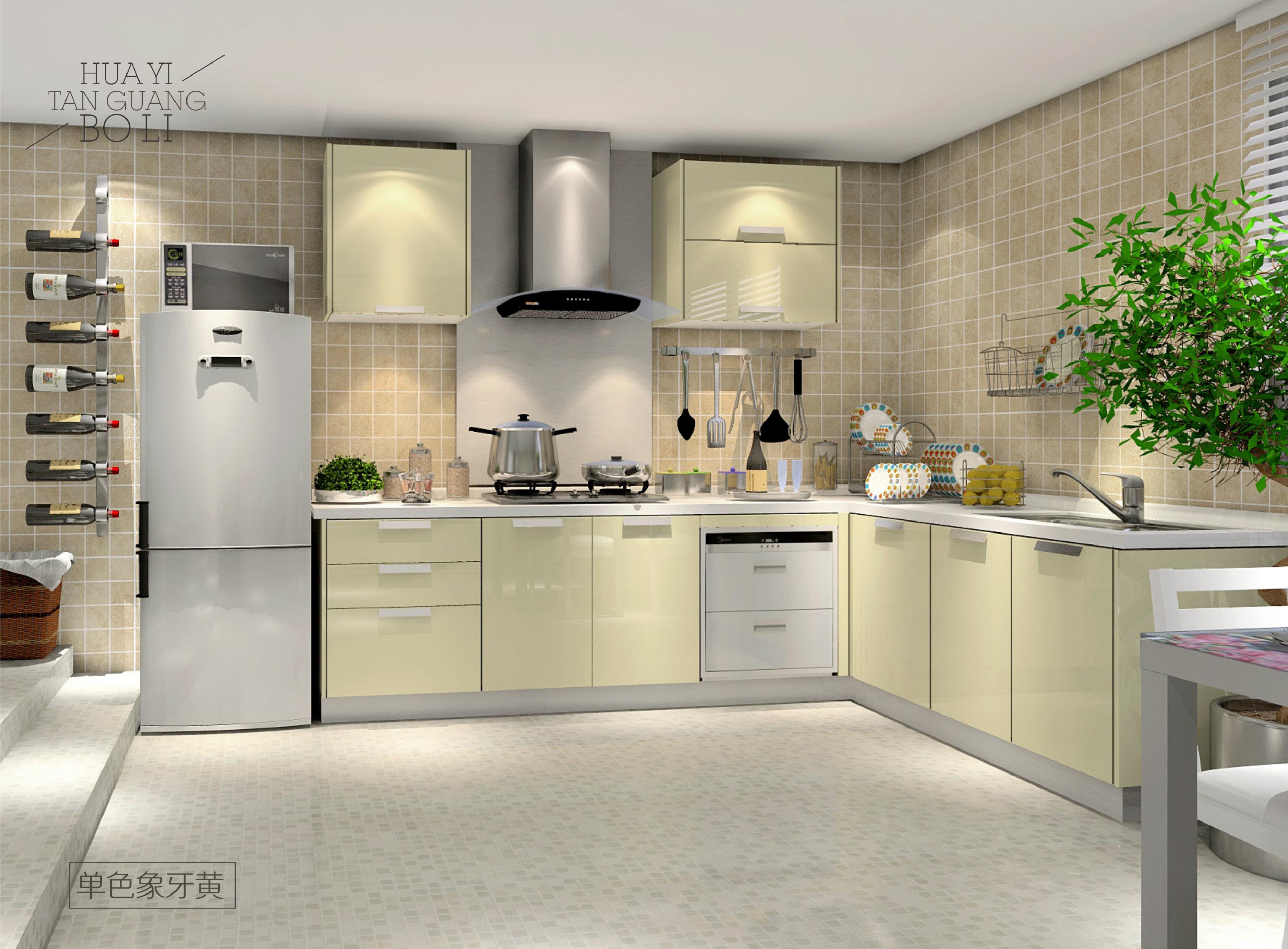 橱柜 厨房 家居 设计 装修 3366_2480