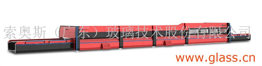 双加热室型——平钢化玻璃生产线系列(TPG-2)