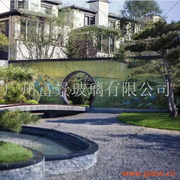 广州山水画玻璃生产厂家哪家好