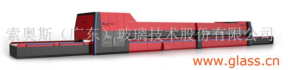 组合型——平弯钢化玻璃生产线系列(NPWG)