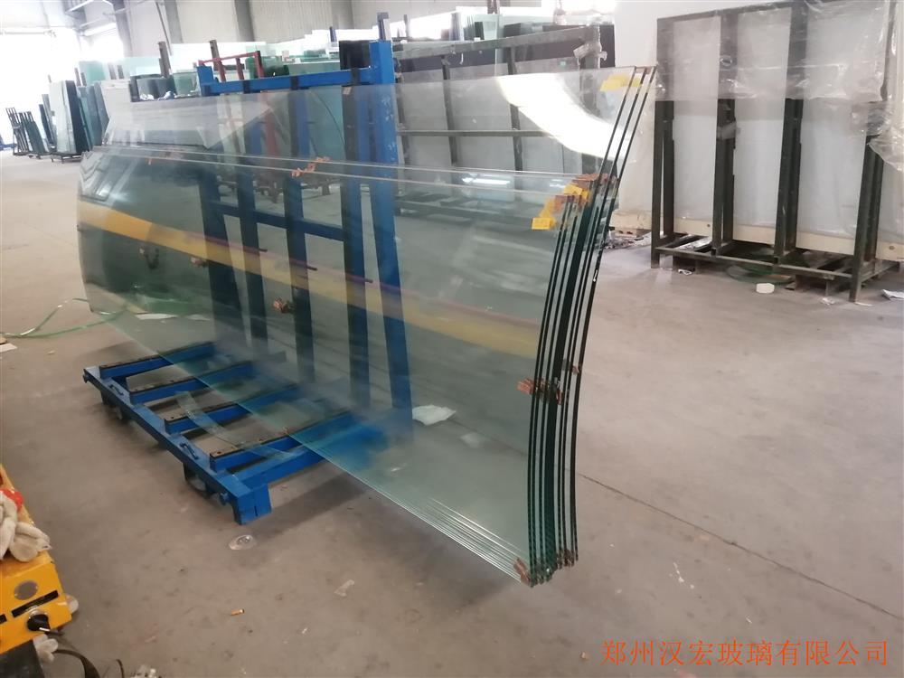 成都15毫米19毫米超宽超长弯玻璃