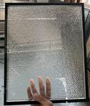 单面钻石钢化出口型中空玻璃19MM-25.4MM