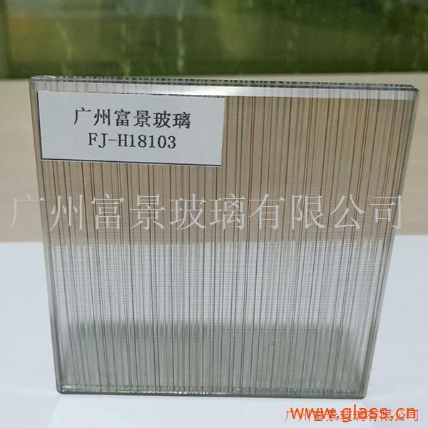 广州富景玻璃有限公司夹丝夹胶玻璃生产厂家