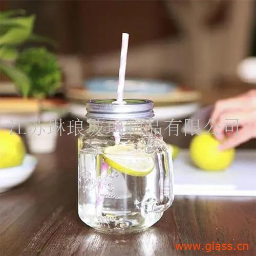 Mason Jar梅森罐玻璃透明密封罐