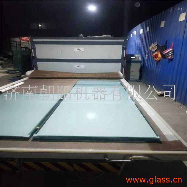 CXJ4-3626四层单工位夹层玻璃机器