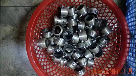 锥柄玻璃钻头倒角器切割片磨头切片加长钻头
