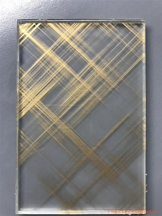 艺术玻璃  金涂夹胶玻璃供应厂家