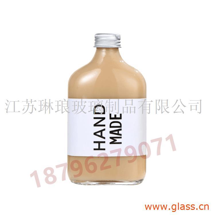二两装小酒瓶玻璃空瓶50-100ml玻璃酒瓶