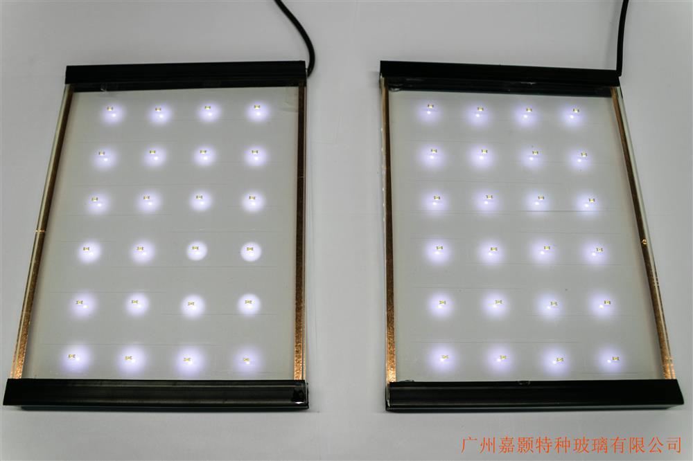 led透明屏P3.91引流屏创意玻璃屏酒吧冰屏展厅屏格栅屏定