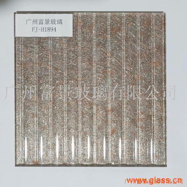 广州金属网夹层玻璃幕墙防盗玻璃夹丝玻璃隔断厂家供应
