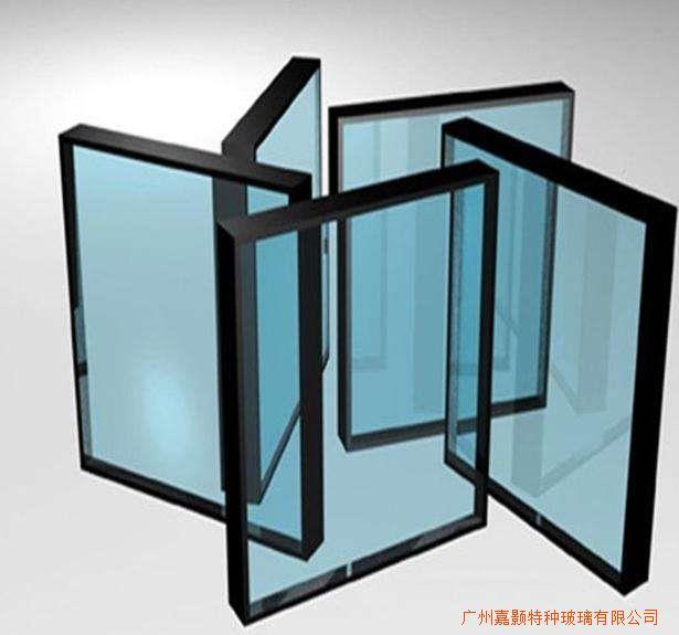厂家中空玻璃 节能双层钢化内置Lowe办公室酒店双层隔音装修