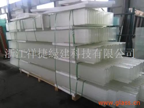 U型玻璃220*80*10 加高加厚U型玻璃专业厂商