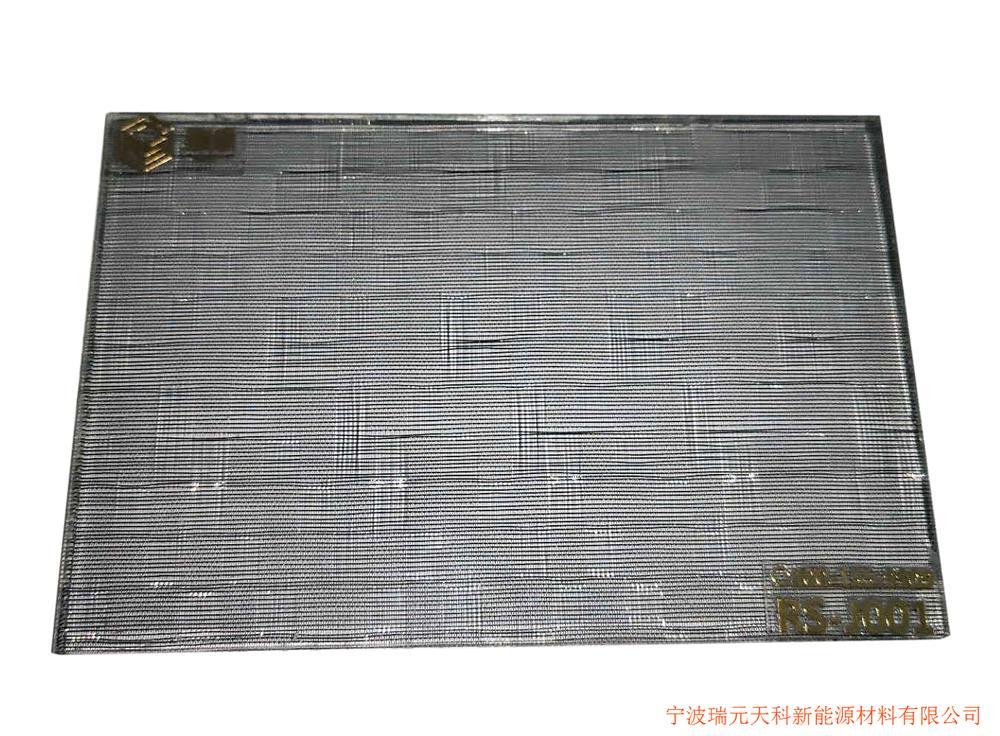 宁波艺术玻璃定制、金属夹丝玻璃