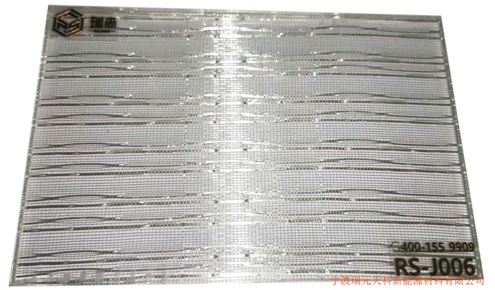 宁波艺术夹丝玻璃定制、