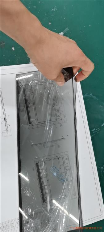 金属网格PC屏蔽玻璃 屏蔽玻璃 镀膜玻璃 导电玻璃 电磁屏蔽